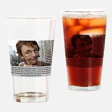 Unique Nicki Drinking Glass