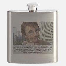 Cool Nag Flask