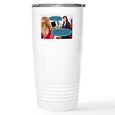 Kardashian Travel Mug