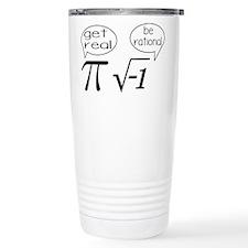 Unique Rational Travel Mug
