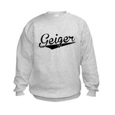 Geiger, Retro, Sweatshirt