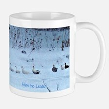 Follow the Leader Mugs