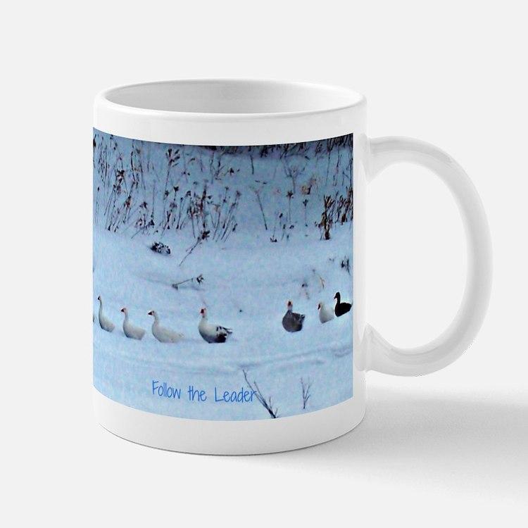 Follow the Leader Mugs