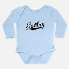 Gentry, Retro, Body Suit
