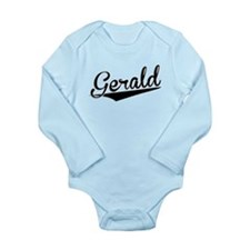 Gerald, Retro, Body Suit