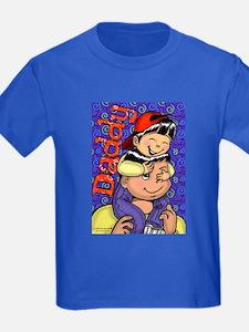 Piggyback Daddy T