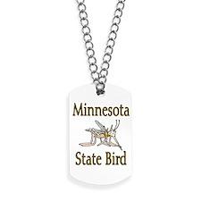 Minnesota State Bird Dog Tags