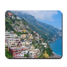Coast of Italy Mousepad
