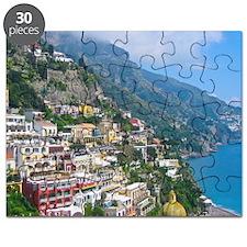 Coast of Italy Puzzle