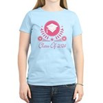 Class of 2024 Women's Light T-Shirt
