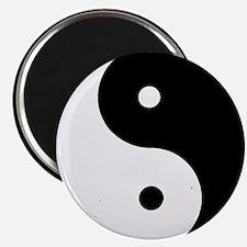 Yin Yang I-Ching Tao Magnet