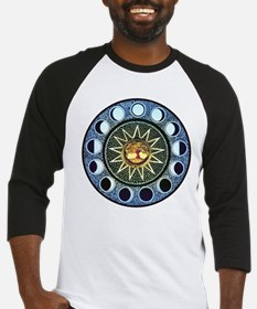 Moon Phases Baseball Jersey