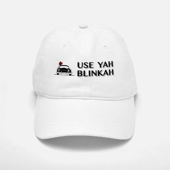 Use Yah Blinkah Baseball Hat