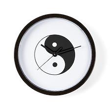 Yin Yang I-Ching Tao Wall Clock