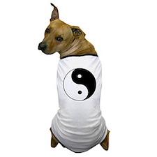 Yin Yang I-Ching Tao Dog T-Shirt