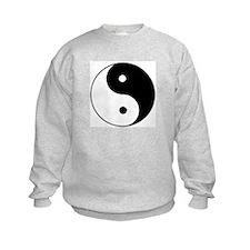 Yin Yang I-Ching Tao Sweatshirt
