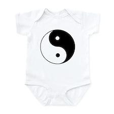 Yin Yang I-Ching Tao Infant Bodysuit