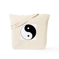 Yin Yang I-Ching Tao Tote Bag