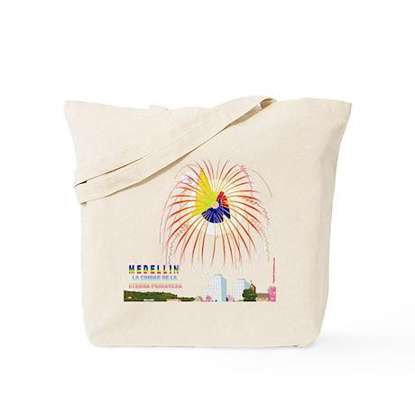 Medellin Tote Bag
