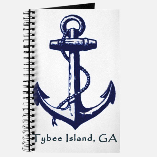 Tybee Island Ship Anchor Journal