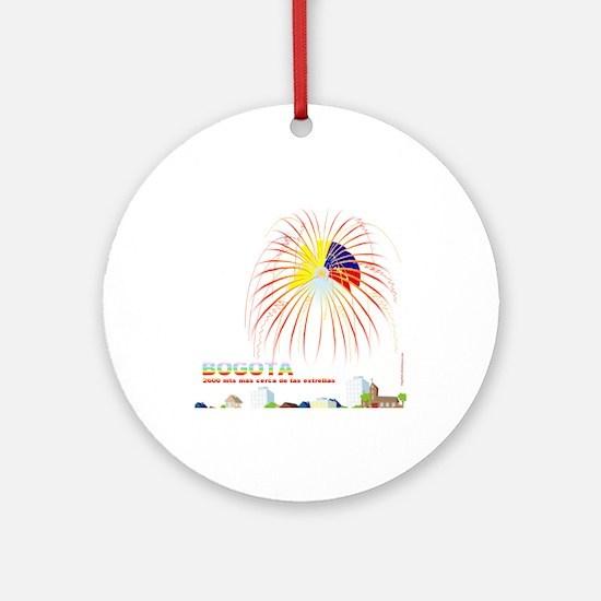 Bogota Ornament (Round)