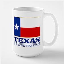Texas State Flag Mugs