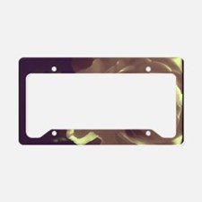 Rose - Twilight Time License Plate Holder
