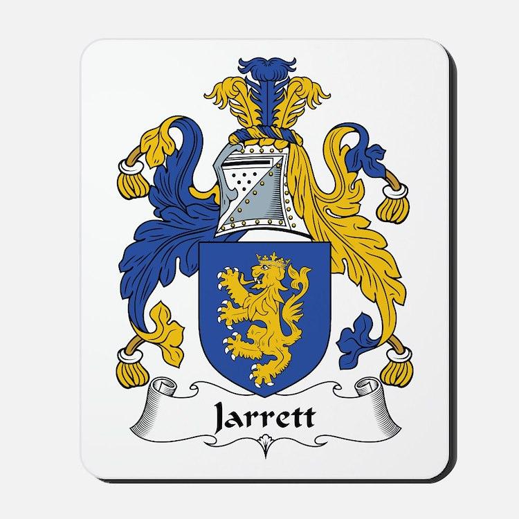 Jarrett Mousepad