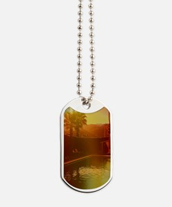 Sunset Dreams Dog Tags