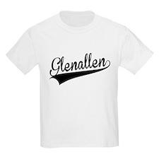 Glenallen, Retro, T-Shirt