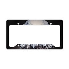 Bald Eagle License Plate Holder