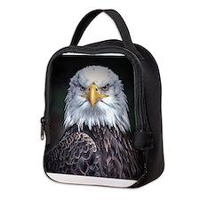 Bald Eagle Neoprene Lunch Bag