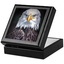 Bald Eagle Keepsake Box