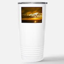 Golden Days Travel Mug
