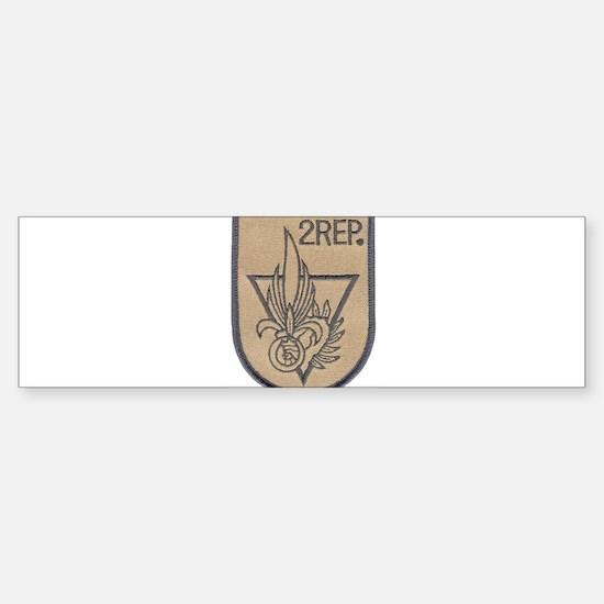 2nd Regiment Legion Bumper Bumper Bumper Sticker