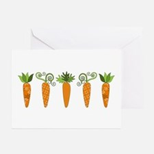 Carrots Greeting Cards