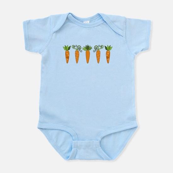 Carrots Body Suit