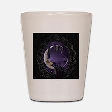 Sleeping Moon Shot Glass