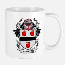 Appleton Coat of Arms Mugs