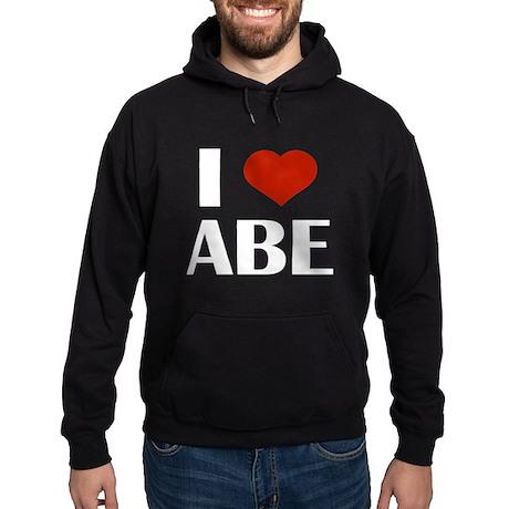 I Heart Abe Hoodie