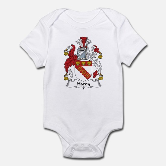 Hardy Infant Bodysuit