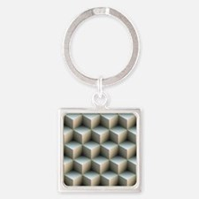 Ambient Cubes Keychains