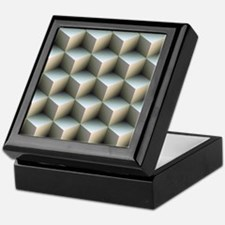 Ambient Cubes Keepsake Box