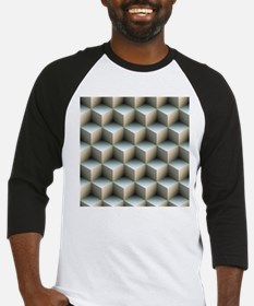 Ambient Cubes Baseball Jersey