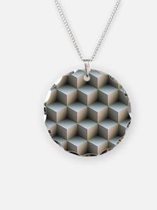 Ambient Cubes Necklace