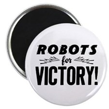 Robots for Victory! Magnets