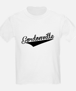 Gordonville, Retro, T-Shirt