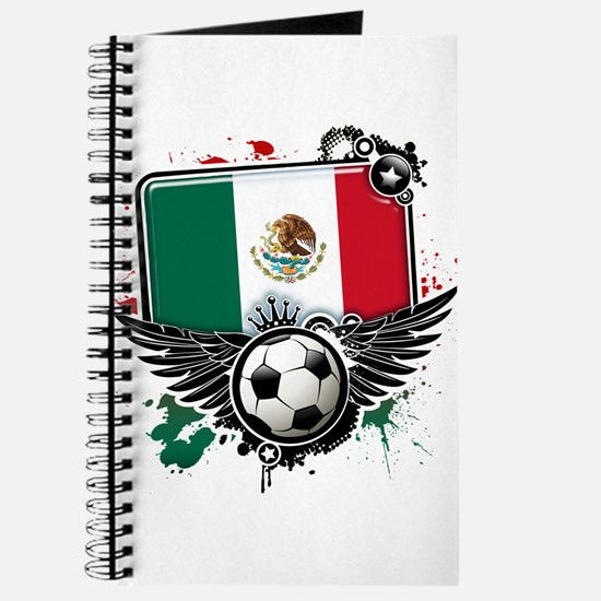 Soccer fans Mexico Journal