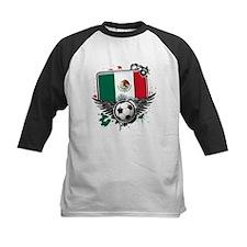 Soccer fans Mexico Baseball Jersey
