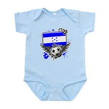 Soccer fans Honduras Body Suit